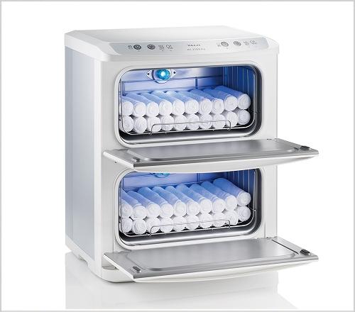 HC-21UVPRO タオルウォーマー 殺菌灯付 容量11Lx2 タイジ