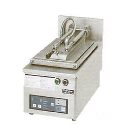幅300 奥行600 マルゼン 電気自動餃子焼器 フタ固定タイプ MAZE-4