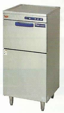 マルゼン エコタイプ食器洗浄機 フロントローディングタイプ 貯湯タンク内蔵型 MDFB7E