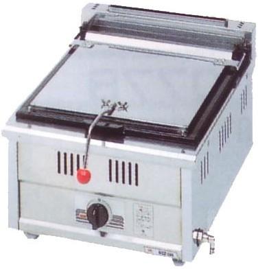 幅450 奥行600 スタンダードシリーズ(ガス)餃子焼器 MGZ-046