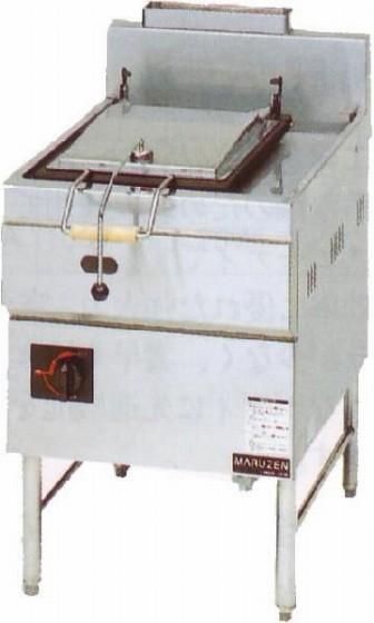 幅550 奥行750 本格派シリーズ(ガス)餃子焼器 MGZS-057B