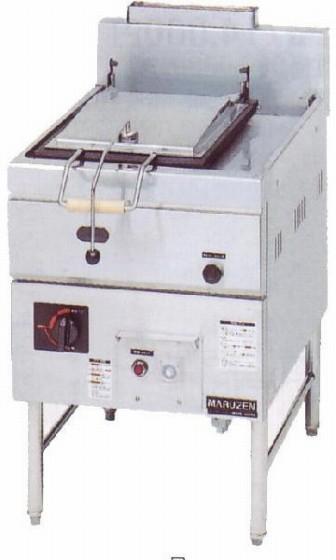 幅550 奥行750 本格派シリーズ(ガス)餃子焼器 MGZS-057BT