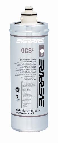 エバーピュア 浄水器 交換用カートリッジ OCS2