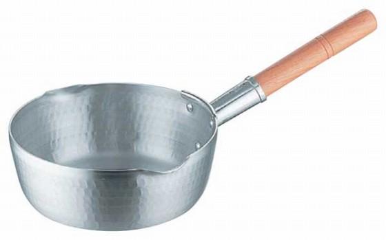 396-08 KO アルミ雪平鍋 16.5cm 104000780