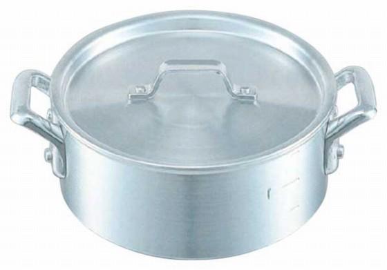 376-03 KO アルミ外輪鍋 目盛付 24cm 104010560