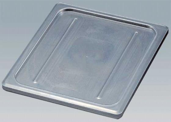 448-07 BK フードパン用 フラットカバー 1/4用 105039760