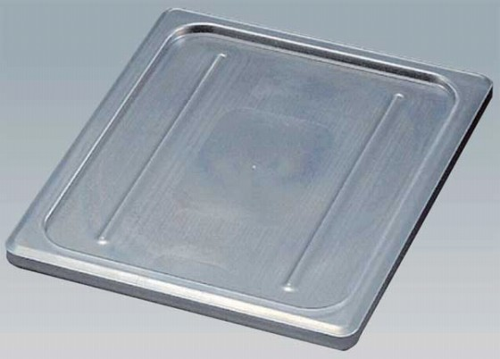 448-07 BK フードパン用 フラットカバー 1/9用 105039780