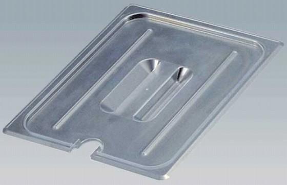 448-08 BK フードパン用 切込・取手付カバー 1/2用 105039800