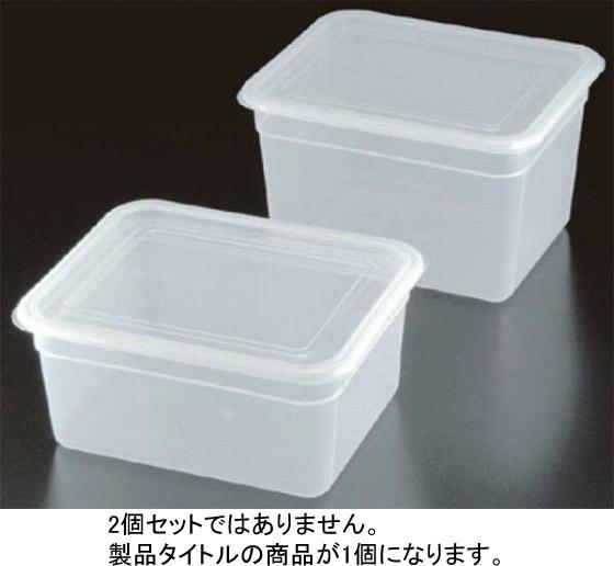 448-11 BK シール容器目盛付(蓋付) 1/1 200 105039970