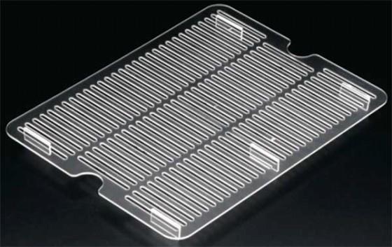 448-10 BK フードパン用水切皿 1/2 H150・200用 105041170