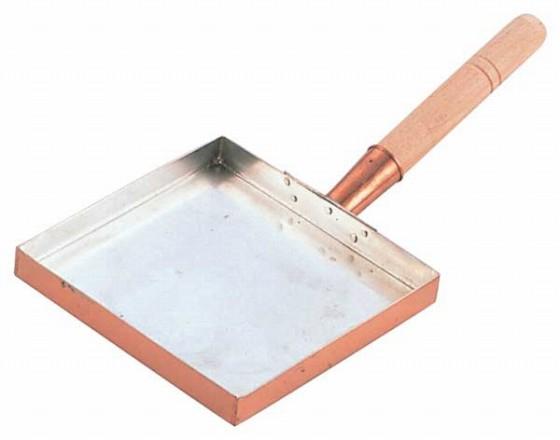517-04 銅玉子焼 薄焼用 21cm 106000830