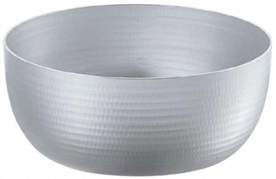 374-06 エコクリーン アルミエレテックヤットコ鍋 27cm 11014920