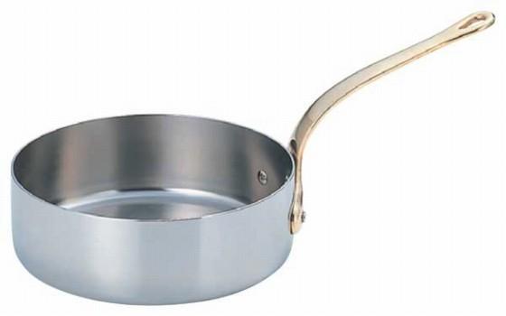 371-10 SW 電磁片手鍋浅型 24cm 128023880