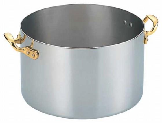 371-07 SW 電磁両手鍋深型 24cm 128029350