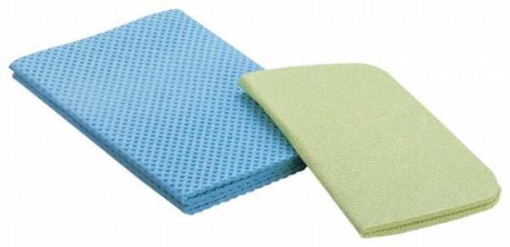 743-08 水切マット(パルプ繊維) 小ブルー 142001060