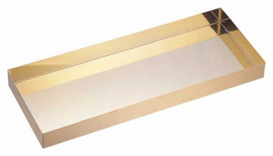 416-04 ディスプレーバット ゴールド仕上げ 167001930