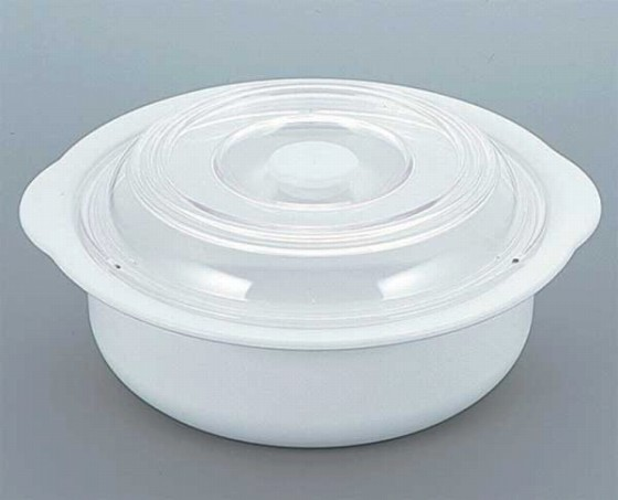 462-07 パルスレンジ容器 丸 PL-1204W 20004460