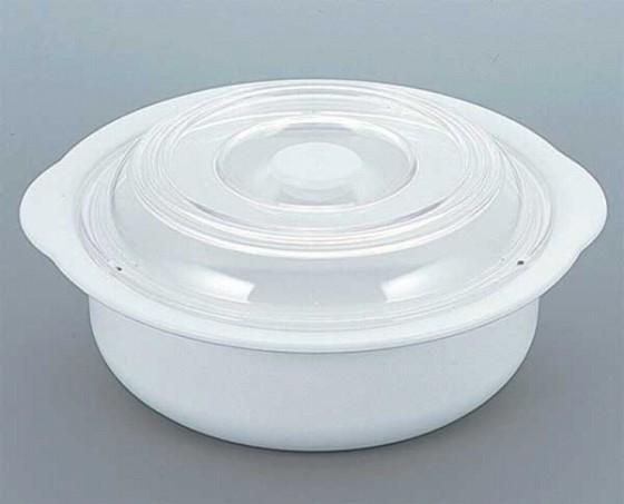 462-07 パルスレンジ容器 丸 PL-1203W 20004580