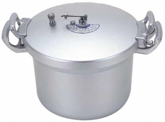 405-01 ホクア 業務用圧力鍋 18リットル 211001270