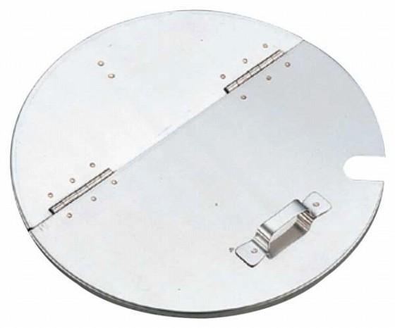 381-04 クローバー 18-8 キッチンポット用割蓋 22cm用 22002990
