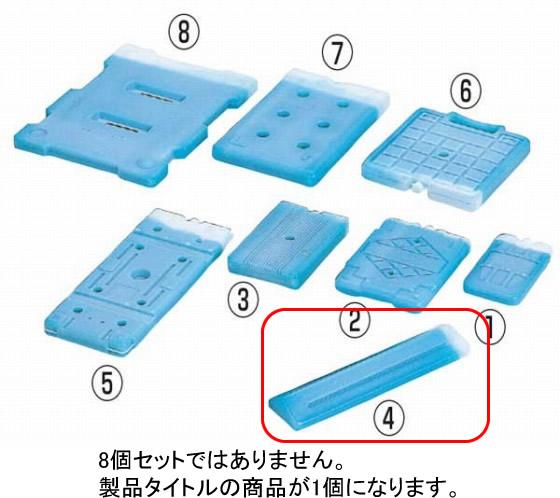434-10 保温・保冷コンテナー用蓄冷剤 (4)CAH-502P 237000300