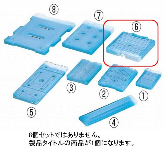 434-10 保温・保冷コンテナー用蓄冷剤 (6)CAH-1000 237000320