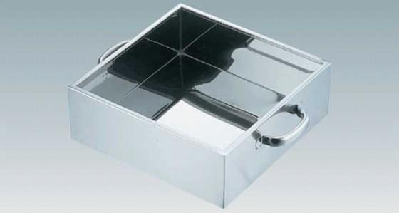 514-06 PE SUS444電磁対応水槽 39cm用 25001750