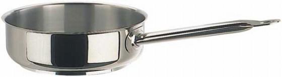 363-06 モービル プロイノックス 浅型片手鍋(蓋無) 5931.24 24cm 296000270