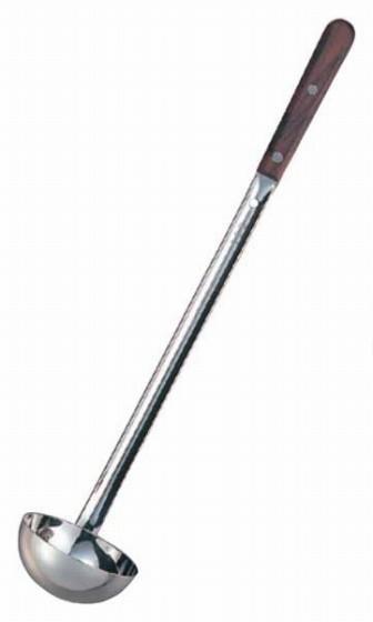609-07 マルタマ ローズ柄ろう付けサービスレードル (スポット溶接+ろう付け) 180cc 30004460