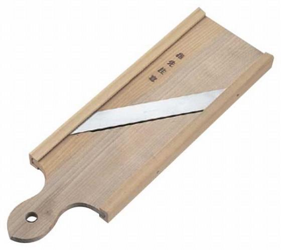 638-15 木製キャベツスライサー 326000100