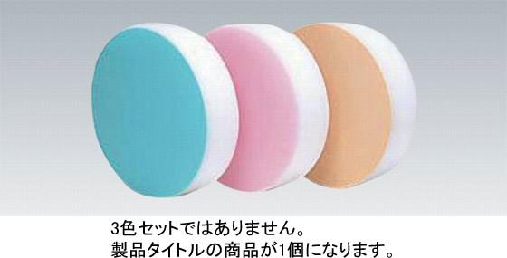 605-01 積層 プラスチックカラー中華まな板 中 ブルー103mm 330012480