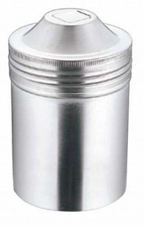 621-14 18-8新型ふりかけ缶 大 34000730