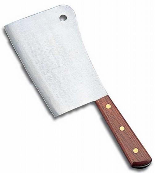 580-04 クレーバーナイフ 全鋼 344000100