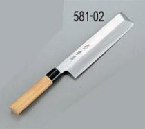 581-02 泉州孝義 薄刃 19.5cm 344002760