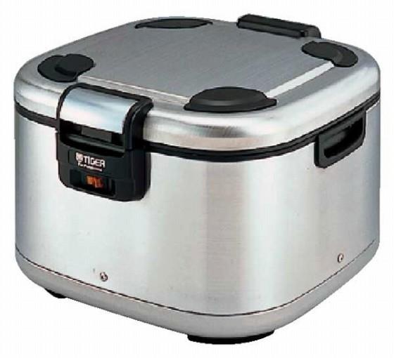 677-07 タイガー業務用電子 ジャー角型(保温専用) JHE-A540 371015570