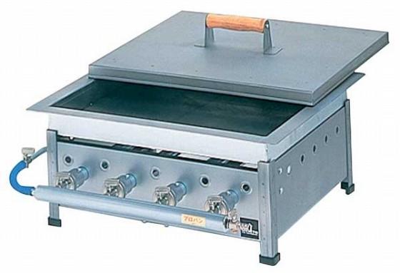 486-03 餃子焼器平型 GH-15 都市ガス(12A、13A) 379003530