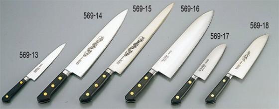 569-14 ミソノ 牛刀 No.111 392000270