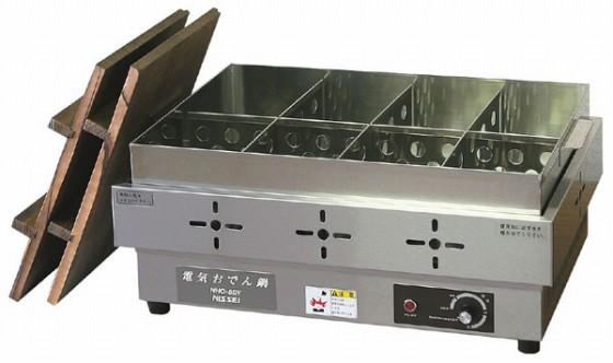 686-03 電気おでん鍋 NHO-8LY(8ツ切) 396000590