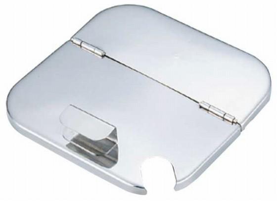 382-03 UK 角深型 キッチンポット用割蓋 15cm用 41051910