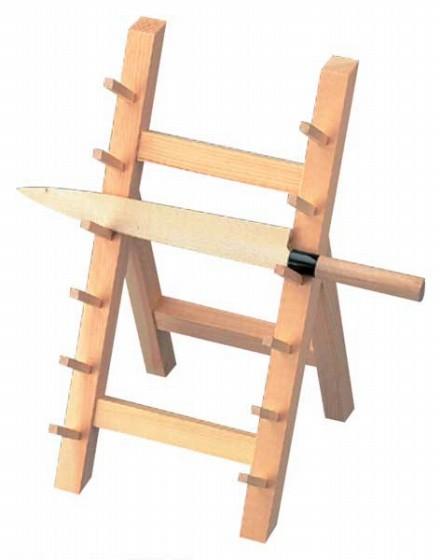 586-13 木製庖丁掛 423019910