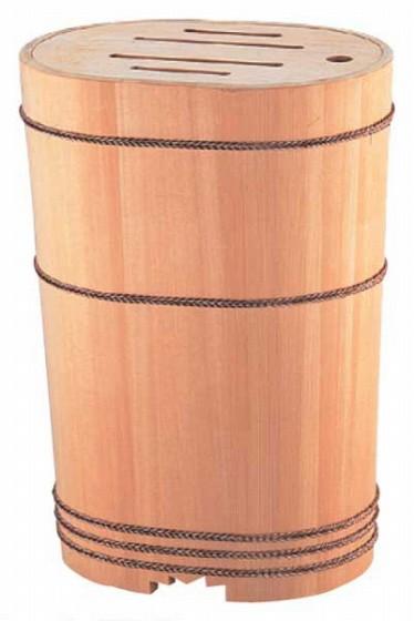 586-12 木製庖丁差 423019920