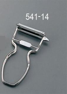 541-14 ハンディー2枚刃 ピーラー 46001750