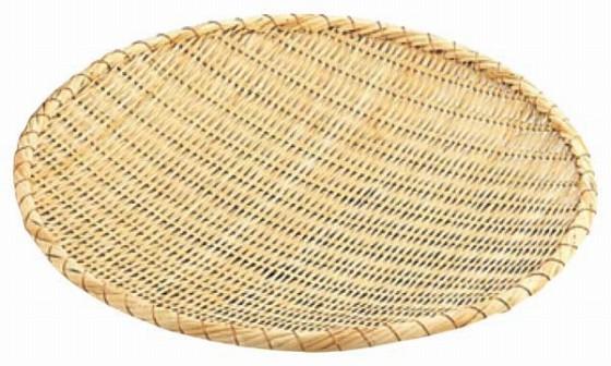 476-08 竹製ためざる 45cm 46002360