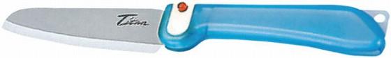 575-07 銀チタン 3D 携帯折込ナイフ 3D-TH10 465000130
