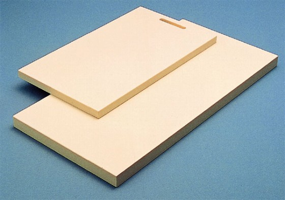 601-04 K型 抗菌ピュア まな板 PK9 10mm 467005040