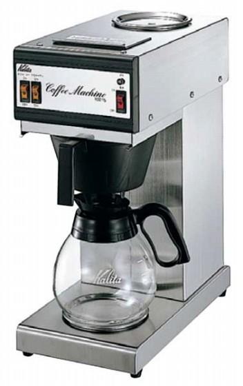 668-05 カリタ コーヒーマシン KW-15 (スタンダード型) 479000140