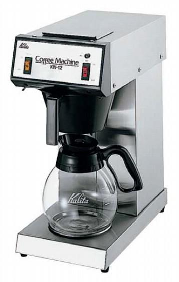 668-06 カリタ コーヒーマシン KW-12 479000150