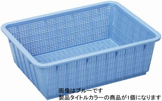 480-01 アシスト カラーざる深54型 イエロー 502003760