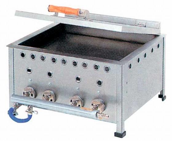 486-01 餃子焼器DX GSS20 都市ガス(12A、13A) 505000700