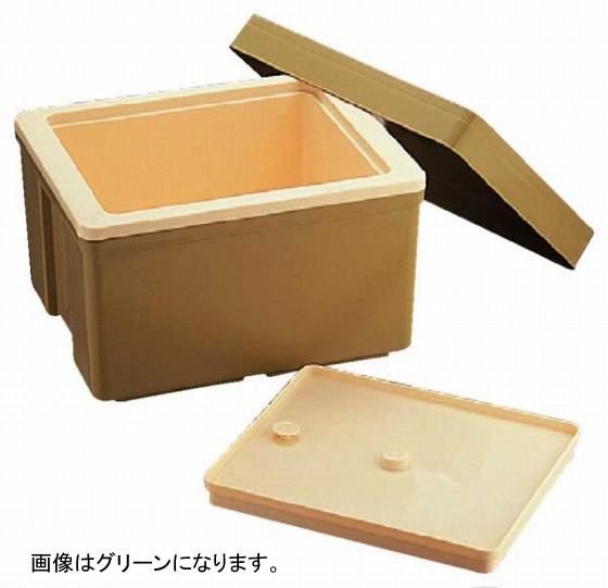 678-06 保温保冷食函 小 KC-200(内蓋付) ブラウン 513000420